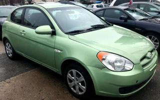 Used 2009 Hyundai Accent SE 3-Door for sale in St. Catharines, ON