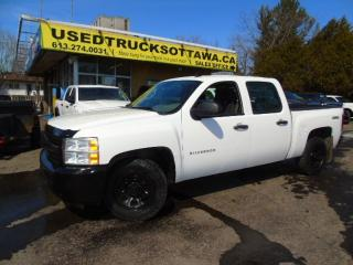 Used 2013 Chevrolet Silverado 1500 WT for sale in Ottawa, ON