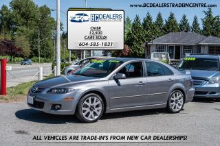 Used 2008 Mazda MAZDA6 GT SPORT Hatchback, Very Rare, No Accidents! for sale in Surrey, BC