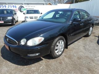 Used 2006 Buick Allure CX - Certified w/ 6 Month Warranty for sale in Brantford, ON