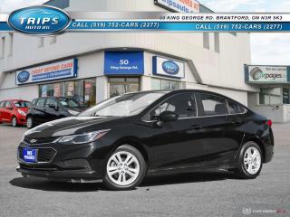 Used 2018 Chevrolet Cruze LT for sale in Brantford, ON