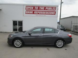 Used 2014 Honda Accord EX-L for sale in Toronto, ON