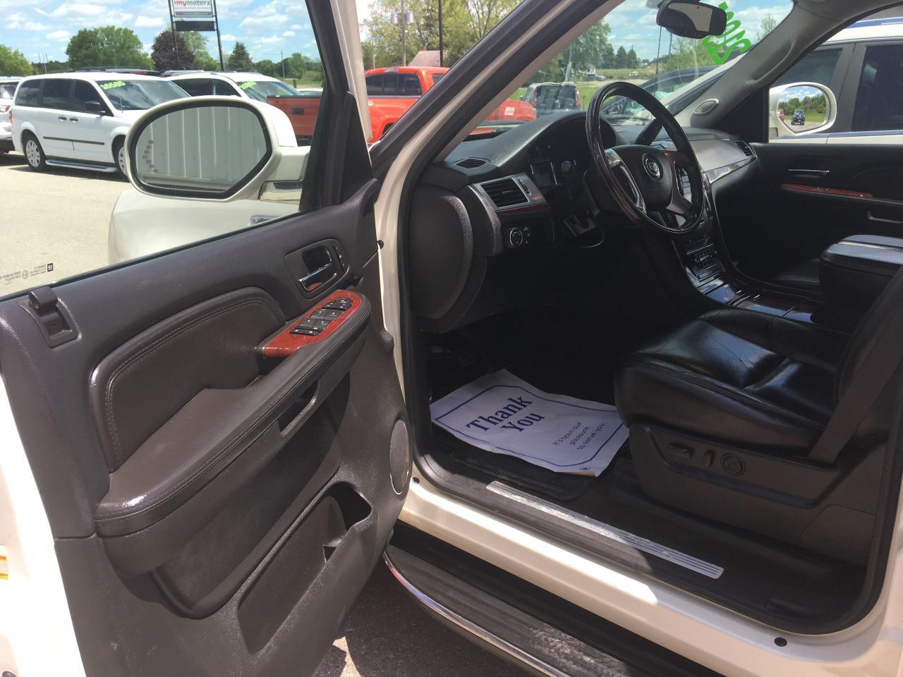 2008 Cadillac Escalade EXT