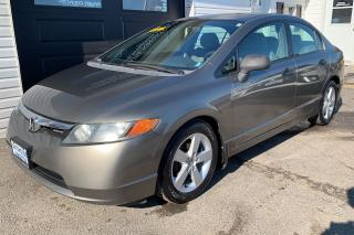 Used 2007 Honda Civic DX-G for sale in Kingston, ON