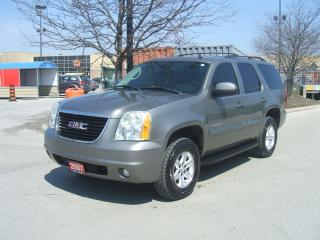 Used 2007 GMC Yukon SLT  NAVIGATION for sale in York, ON
