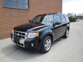 Used 2010 Ford Escape Limited for sale in Oakville, ON