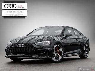 Used 2018 Audi RS 5 RS5 Coupe for sale in Halifax, NS