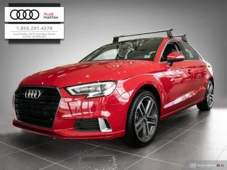 Used 2018 Audi A3 Progressiv for sale in Halifax, NS