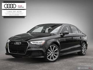 Used 2018 Audi A3 TECHNIK for sale in Halifax, NS