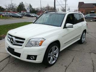 Used 2011 Mercedes-Benz GLK-Class GLK 350 4MATIC 84K! for sale in North York, ON