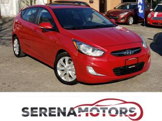 Used 2014 Hyundai Accent GLS | MANUAL | ONE OWNER | NO ACCIDENTS for sale in Mississauga, ON