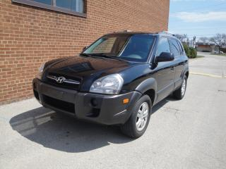 Used 2007 Hyundai Tucson GL for sale in Oakville, ON