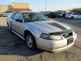 Used 2002 Ford Mustang ~5 SPEED MANUAL~TWO SETS OF TIRES~LOW MILEAGE~ for sale in Toronto, ON