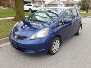 Used 2011 Honda Fit LX for sale in Weston, ON