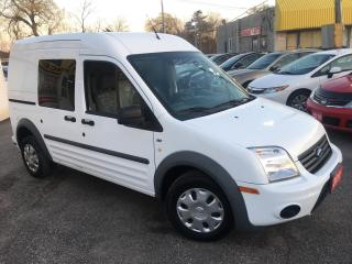 Used 2011 Ford Transit Connect XLT/ CARGO/ AUTO/ PWR GROUP/ LOW MILEAGE! for sale in Scarborough, ON