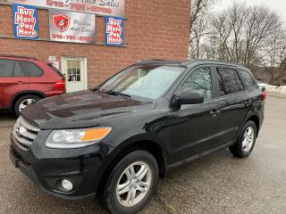 Used 2012 Hyundai Santa Fe GL/3.5L/ONE OWNER/SAFETY INCLUDED for sale in Cambridge, ON