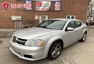 Used 2011 Dodge Avenger SXT/2.4L/NO ACCIDENT/CERTIFIED for sale in Cambridge, ON