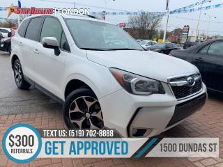 Used 2015 Subaru Forester 2.0XT Touring | NAV | LEATHER | ROOF | AWD | CAM for sale in London, ON