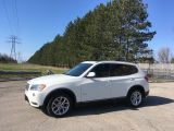 Photo of White 2011 BMW X3