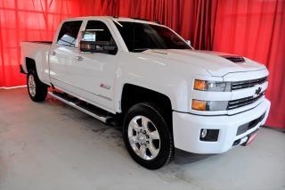 Used 2019 Chevrolet Silverado 2500 HD LTZ 2500 | Crew Cab | Nav | Sunroof | Z71 for sale in Listowel, ON