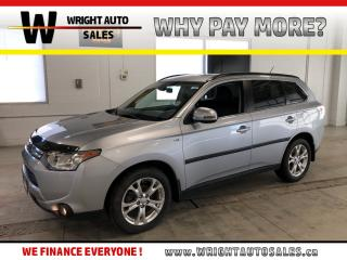 Used 2014 Mitsubishi Outlander GT|7 PASSENGER|LEATHER|SUNROOF|133,995 KM for sale in Cambridge, ON