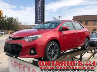 Used 2014 Toyota Corolla - for sale in Toronto, ON