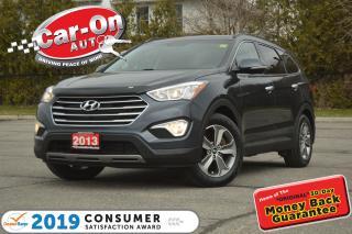 Used 2013 Hyundai Santa Fe XL Premium AWD 7 SEAT LEATHER REAR CAM HTD SEATS for sale in Ottawa, ON
