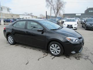 Used 2014 Toyota Corolla CE LEASE RETURN, ONE OWNER for sale in Toronto, ON