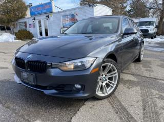 Used 2013 BMW 3 Series 4dr Sdn 328i xDrive AWD *NAVI*ACCIDENT FREE ONTARIO CAR for sale in Brampton, ON
