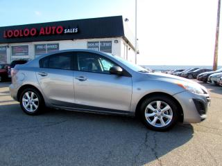 Used 2010 Mazda MAZDA3 5 Speed Manual Bluetooth Certified 2YR Warranty for sale in Milton, ON