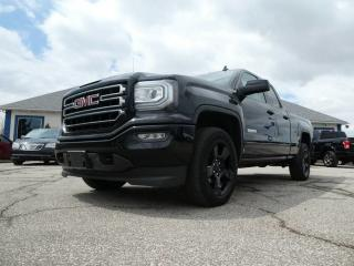 Used 2016 GMC Sierra 1500 ELEVATION EDITION- 4X4- LOW KM- 36 DAY SAFTEY WARRENTY for sale in Essex, ON