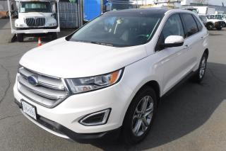 Used 2017 Ford Edge Titanium AWD for sale in Burnaby, BC
