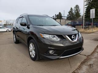 Used 2015 Nissan Rogue SV-AWD-PAN ROOF-BACK UP CAM-LOW Monthly PAYMENTS!! for sale in Edmonton, AB