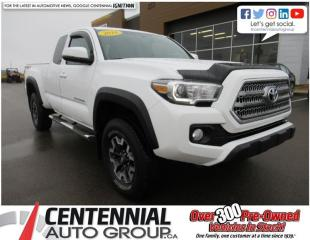 Used 2016 Toyota Tacoma 4WD ACCESS CAB V6 for sale in Charlottetown, PE
