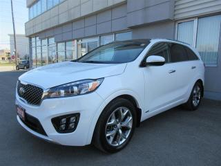 Used 2018 Kia Sorento SX 7 seater / Blow Out Sale Price 3.3L SX /Leather/Panoramic Roof/NAV/Camera/Blow Out Sale for sale in Mississauga, ON