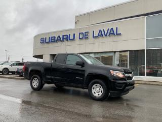 Used 2016 Chevrolet Colorado WT KingCab 4WD **Caméra de recul ** for sale in Laval, QC