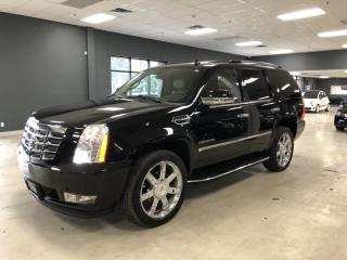 Used 2012 Cadillac Escalade LUXURY*FULLY LOADED*VERY CLEAN*CERTIFIED* for sale in North York, ON