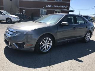 Used 2011 Ford Fusion Berline 4 portes, 4 cyl. en ligne, SEL, for sale in Laval, QC
