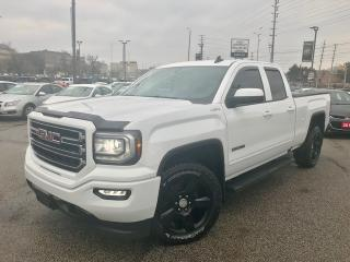 Used 2016 GMC Sierra 1500 Base Elevation|Tonneau|Rear CAM| for sale in Mississauga, ON