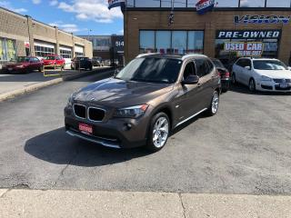 Used 2012 BMW X1 xDrive28i (A8)/NAVI/PARKING SENSORS/SPORT PCKG for sale in North York, ON