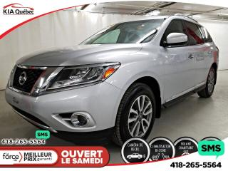 Used 2014 Nissan Pathfinder Sl 7 Places Cuir for sale in Québec, QC
