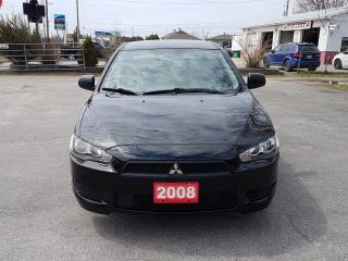 Used 2008 Mitsubishi Lancer DE for sale in Barrie, ON