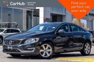 Used 2015 Volvo S60 T6 Premier Plus|Sunroof|GPS|Backup_Cam|Heated.Seats|Blindspot|Bluetooth| for sale in Thornhill, ON