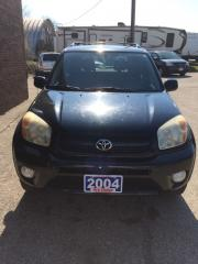 Used 2004 Toyota RAV4 for sale in Kitchener, ON
