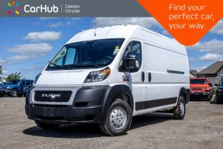 New 2019 RAM Cargo Van ProMaster New Cargo Van 2500 High Roof 159