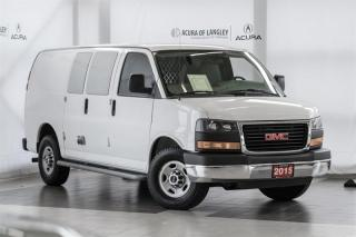 Used 2015 GMC Savana Cargo 2500 135