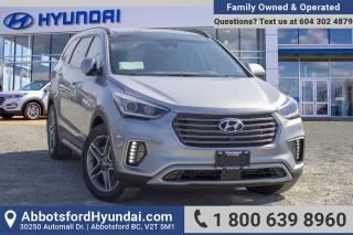 Used 2018 Hyundai Santa Fe XL Ultimate 2018 CLEAROUT! for sale in Abbotsford, BC