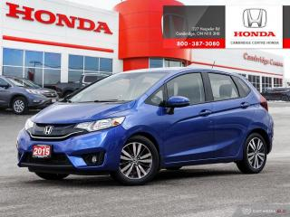 Used 2015 Honda Fit EX REARVIEW CAMERA WITH GUIDELINES | HEATED SEATS | PUSH BUTTON START for sale in Cambridge, ON