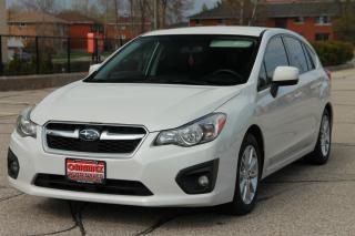Used 2013 Subaru Impreza 2.0i Touring Package Bluetooth | Heated Seats | CERTIFIED for sale in Waterloo, ON