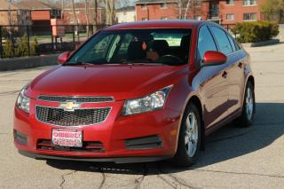 Used 2011 Chevrolet Cruze LT Turbo CERTIFIED for sale in Waterloo, ON